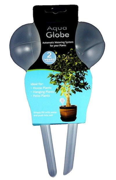 4 x 2 Plastic Plant Watering Globes Bulbs