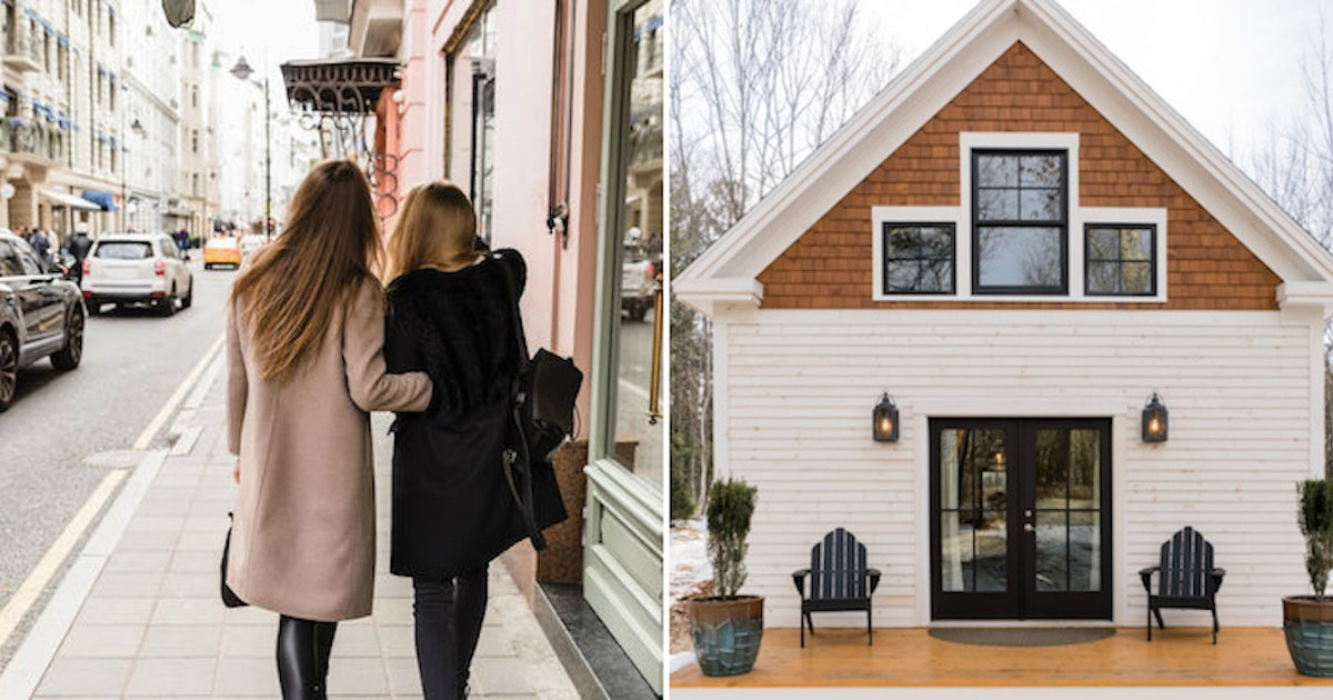 7 Cozy Airbnbs In New England That Are Perfect For Sweater Weather & Cute #Content