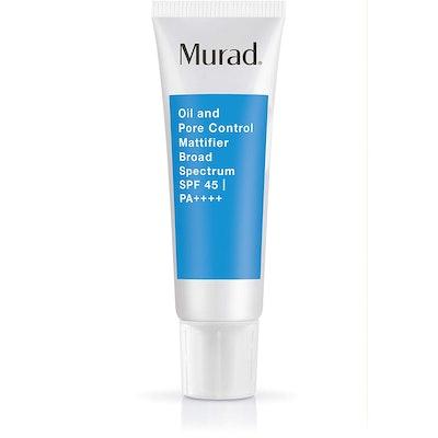 Murad Oil and Pore Control Mattifier Broad Spectrum SPF 45 | PA++++