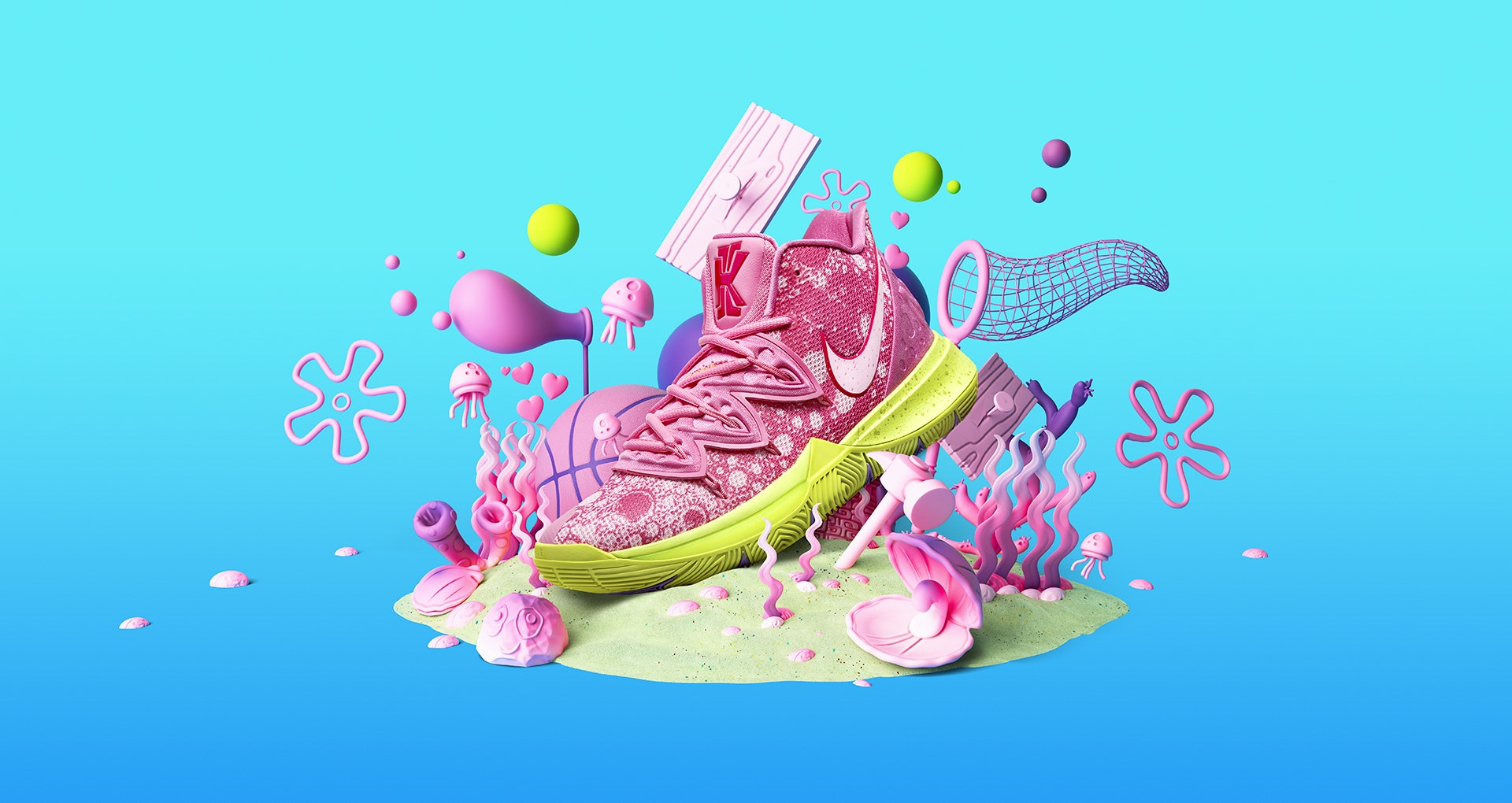 How Much Do The Nike x 'SpongeBob SquarePants' Sneakers Cost