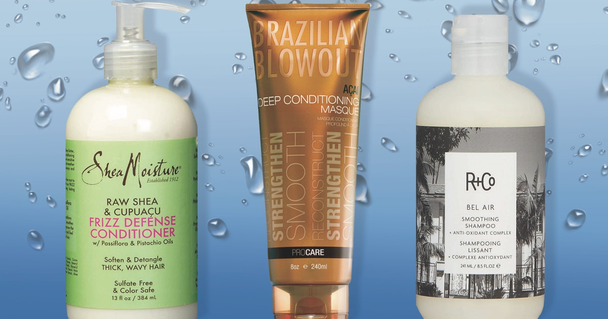 The 5 Best Shampoos And Conditioners For Frizz