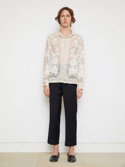 Rose Lace Shirt