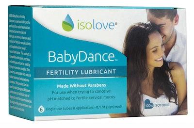 BabyDance Fertility Lubricant