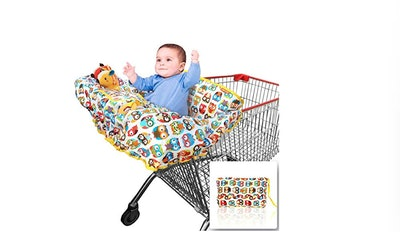2-in-1 Shopping Cart Cover