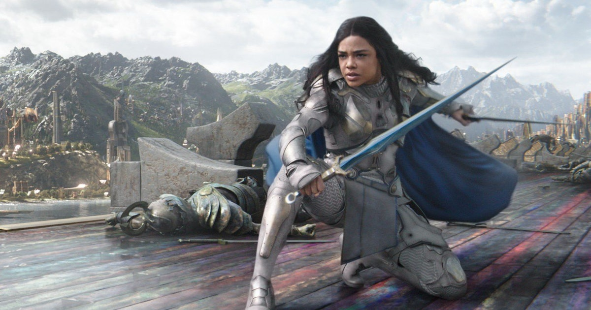 Will Valkyrie & Lady Sif Get Together In 'Thor: Love And Thunder'? It's Not Impossible