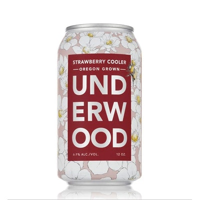 Underwood Strawberry Cooler (4-Pack)