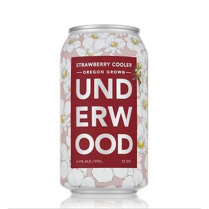 Underwood Strawberry Cooler (4-Pack)