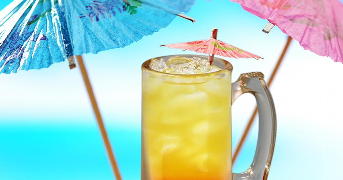 Applebee's $1 Mai Tai For August 2019 Features Cocktail Umbrellas For A Virtual Vacay