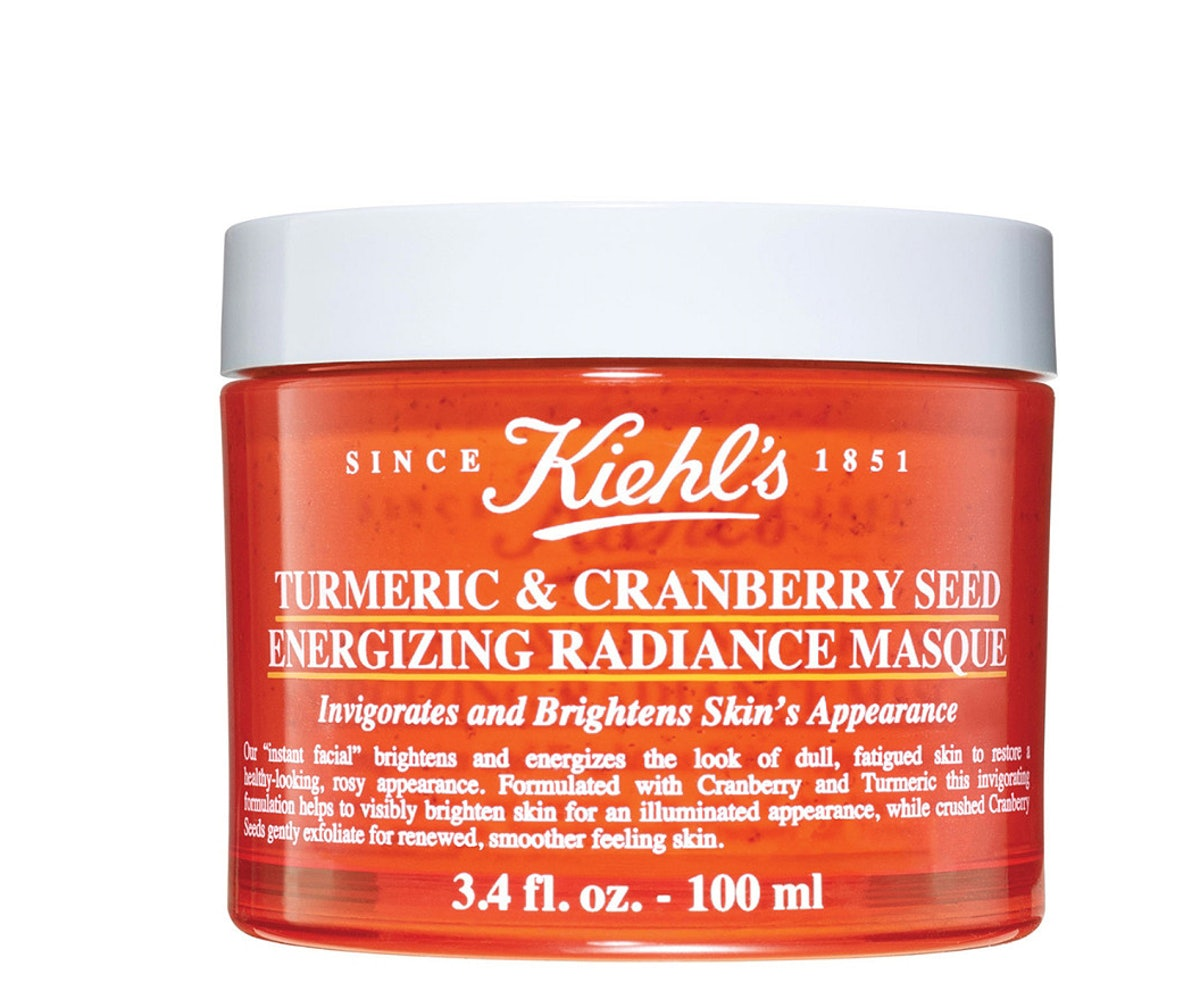 Kiehl's Since 1851  Turmeric Cranberry Seed Energizing Radiance Mask
