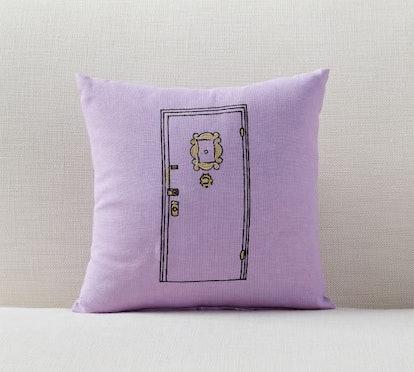 FRIENDS Apartment Door Pillow