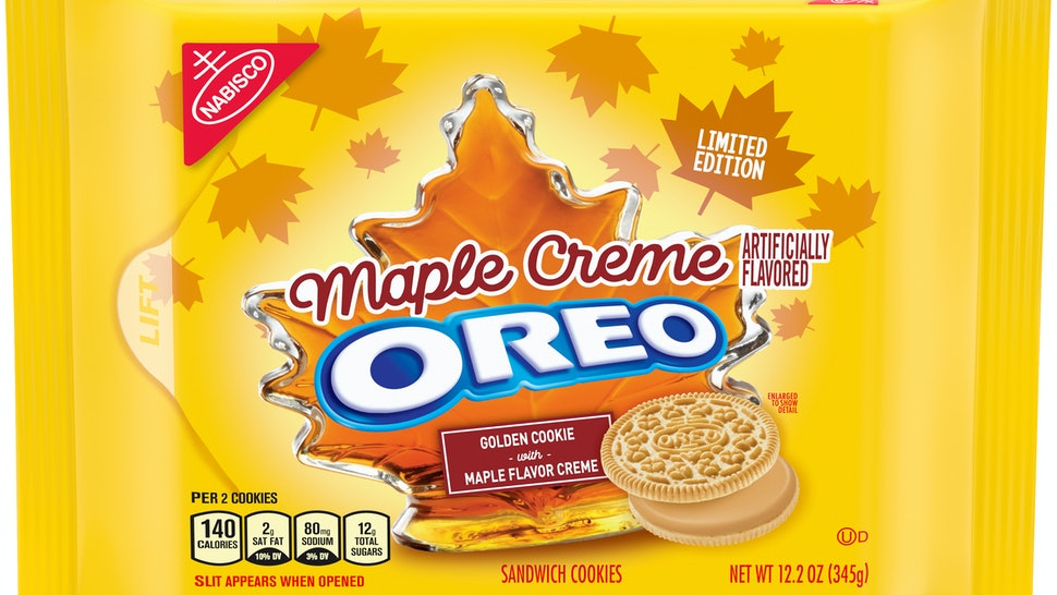 Maple Creme Oreos For Fall 2019 Are About To Hit Shelves