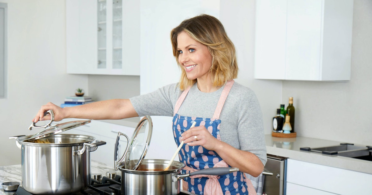 Candace Cameron Bure's CookCraft Line Was Inspired By Her Family & A Desire For Connection — INTERVIEW