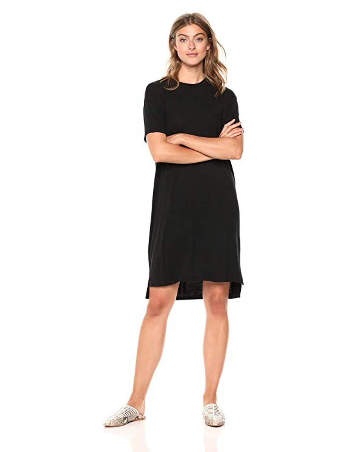 Daily Ritual Women's Short-Sleeve T-Shirt Dress