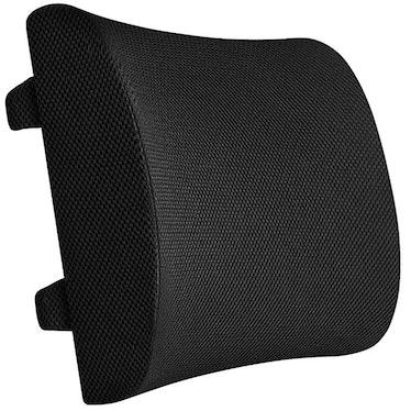 Everlasting Comfort 100% Pure Memory Foam Back Cushion