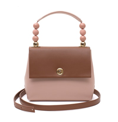 Nº48 Carré Mini Leather Bag