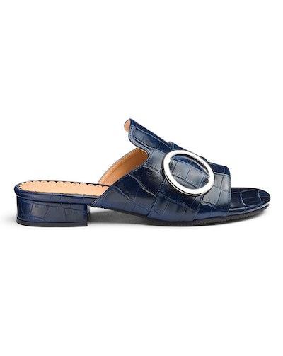 Flexi Sole Mule Sandals