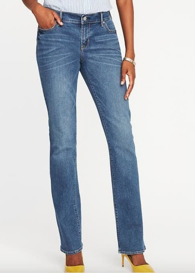 Mid-Rise Original Boot Cut Jeans