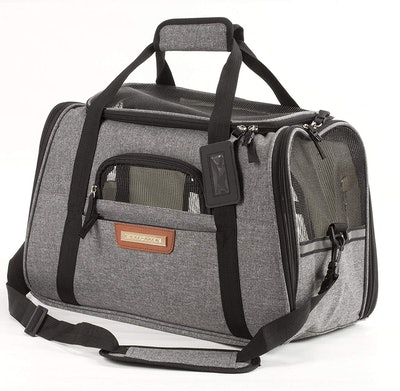 Pawfect Pets Airline Approved Pet Carrier