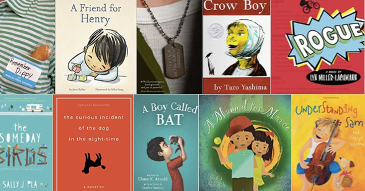 12 Children's Books About Autism For Your Child To Learn About Themselves, Their Sibling, Or Their Peer