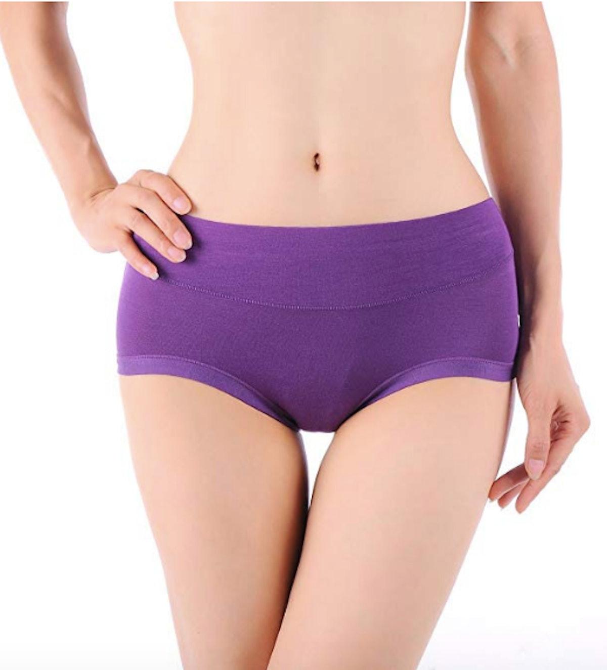 Warm Sun Bamboo Viscose Underwear (6-Pack)