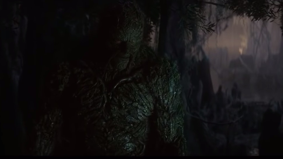 Swamp Thing' Won't Return For Season 2, But The Character