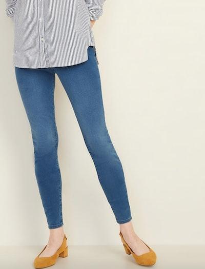 Super Skinny Pull-On Leggings