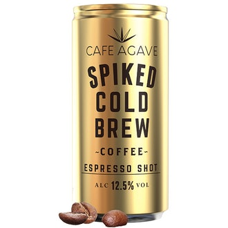 Cafe Agave Spiked Cold Brew (4-Pack)