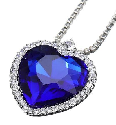 Meigar Crystal Ocean Heart