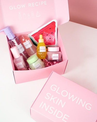 Glow Recipe Glowing Skin Inside Collection