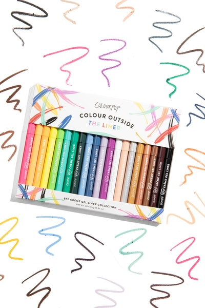 Colour Outside The Liner Collection