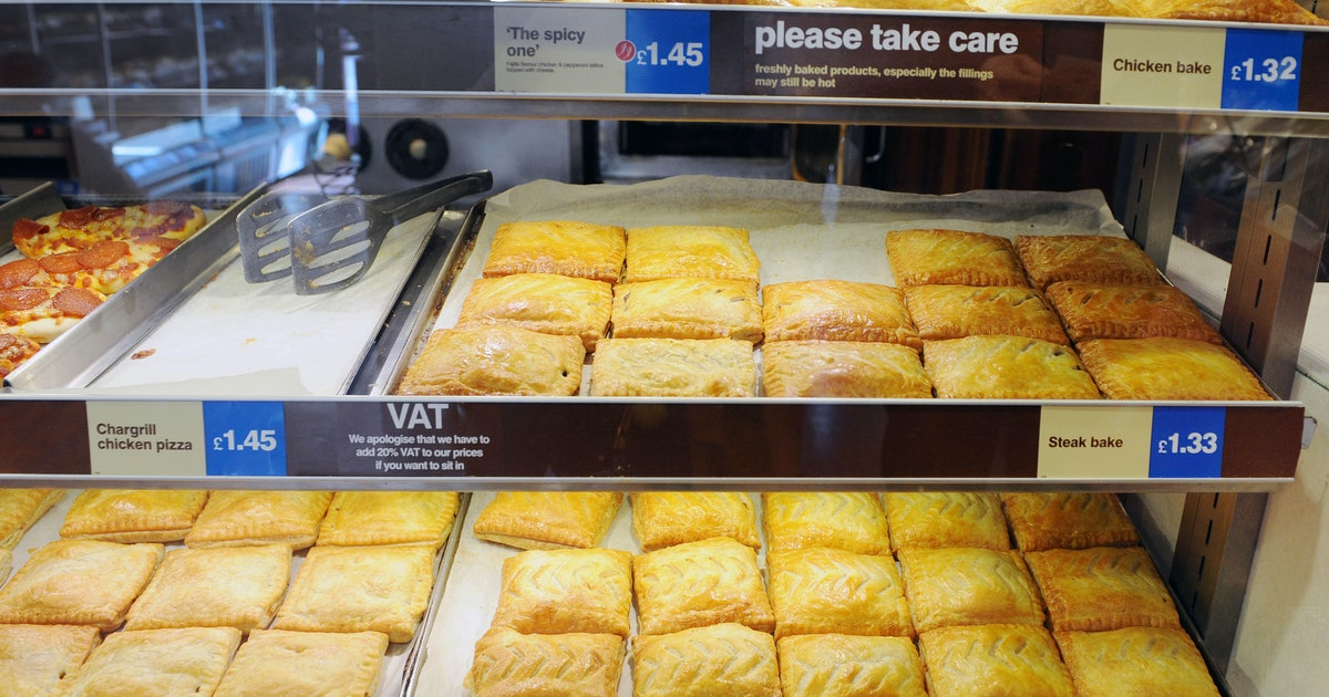 Where Can You Get Greggs Home Delivery? These Are The Areas Blessed With Fresh Pastries