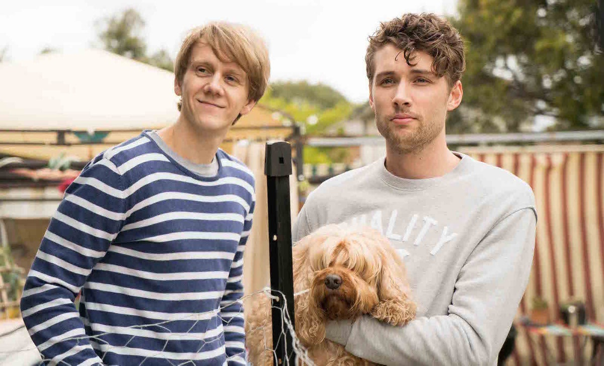 The Australian series 'Please Like Me' is a great example of an uplifting LGBTQ+ show.