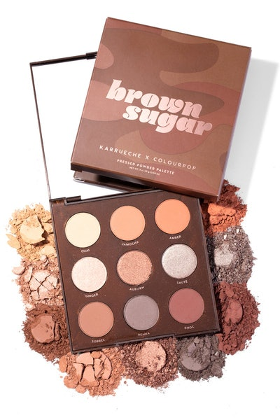 Brown Sugar Shadow Palette
