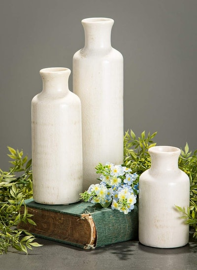 Sullivans Ceramic Vases (Set of 3)