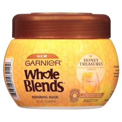 Garnier Whole Blends Honey Treasures Repairing Hair Mask
