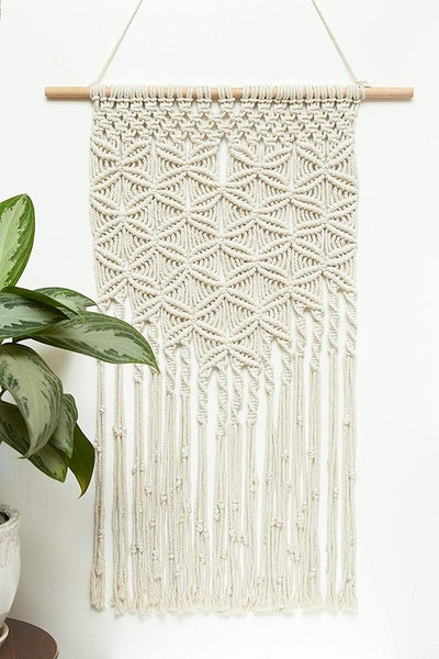 Macrame Woven Tapestry