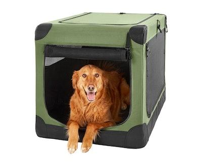 Frisco Indoor & Outdoor Soft Dog Crate