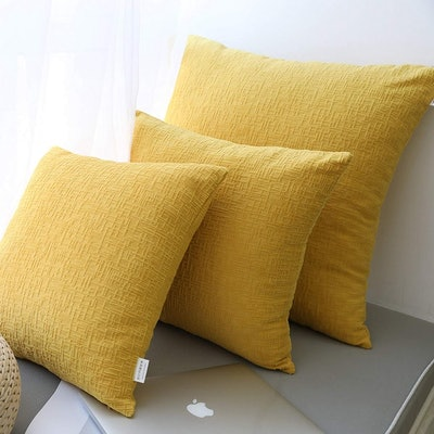 Kevin Textile Pillow Covers (2 Pack)