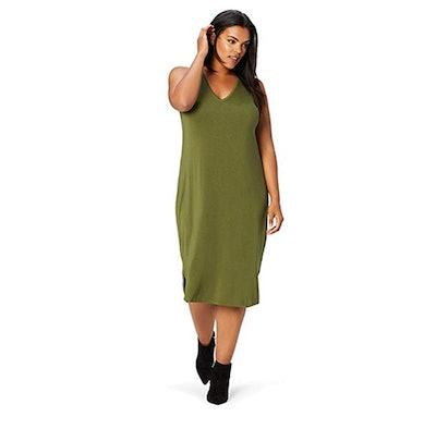 Daily Ritual Plus Size Jersey Dress