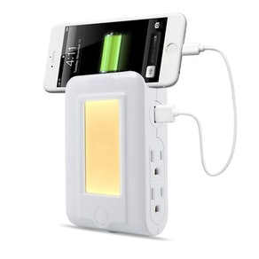 TryLight Night Light Charging Outlet