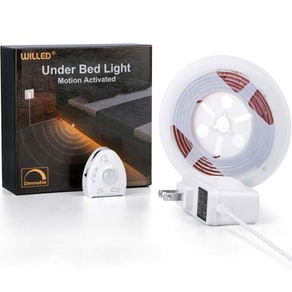 WILLED Motion-Activated Under-Bed Light