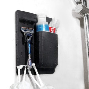 iDLEHANDS Silicone Toiletry Organizer