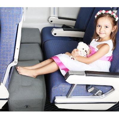 HOMCA Travel Foot Rest Pillow