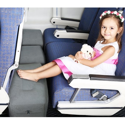 HOMCA Travel Foot Rest Pillow