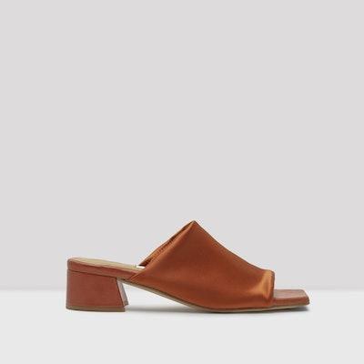 Caterina Brick Lycra Sandals
