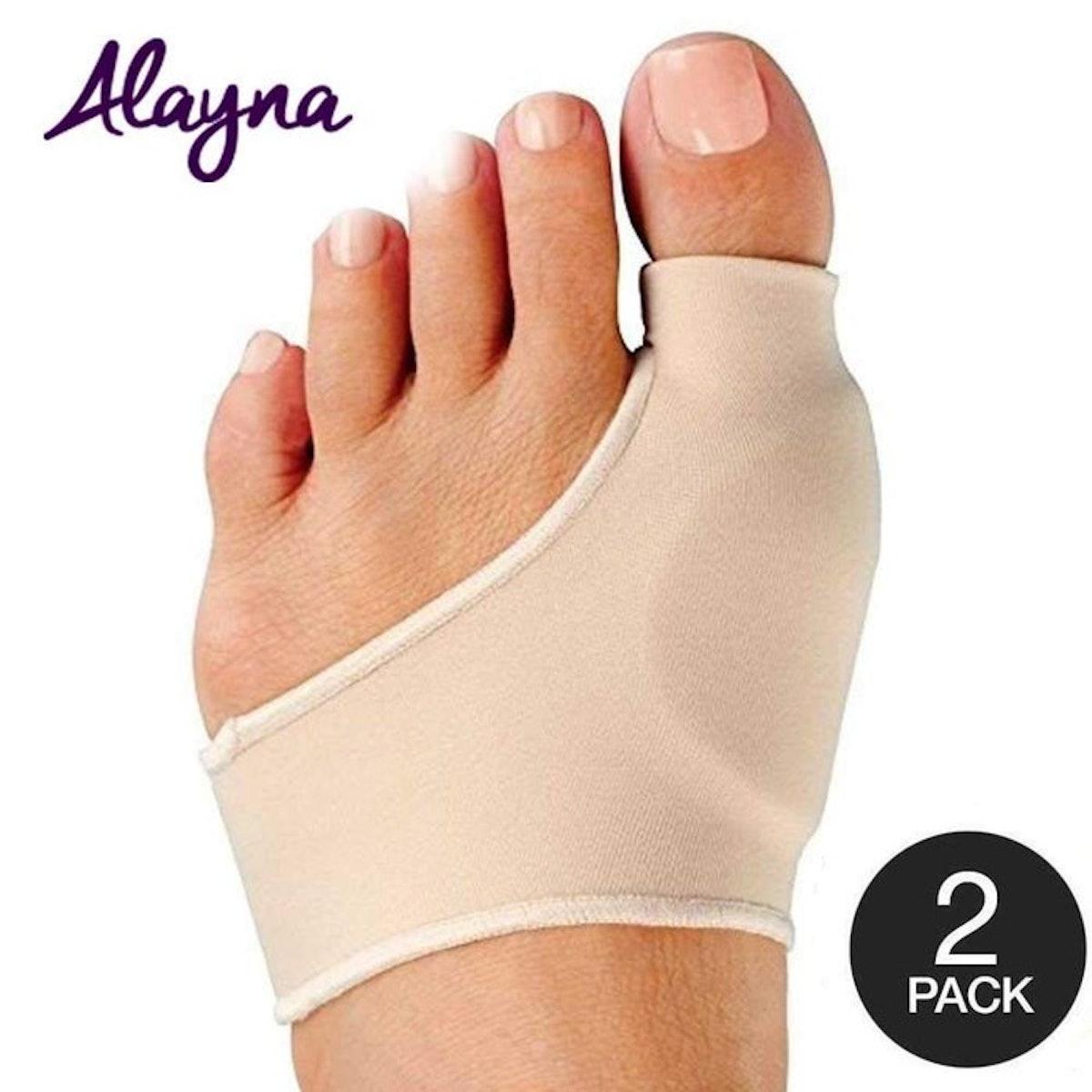 Alayna Bunion Corrector Sleeve (2 Pack)