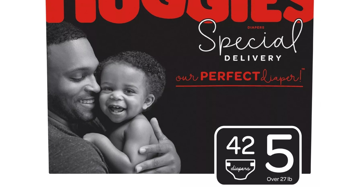 Huggies Special Delivery Diapers Are Made From Plant-Based Materials & A Big Win For Parents