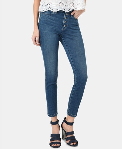 The Charlie Cropped Ankle Jeans