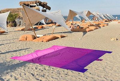 Wellax Sand-Free Beach Blanket
