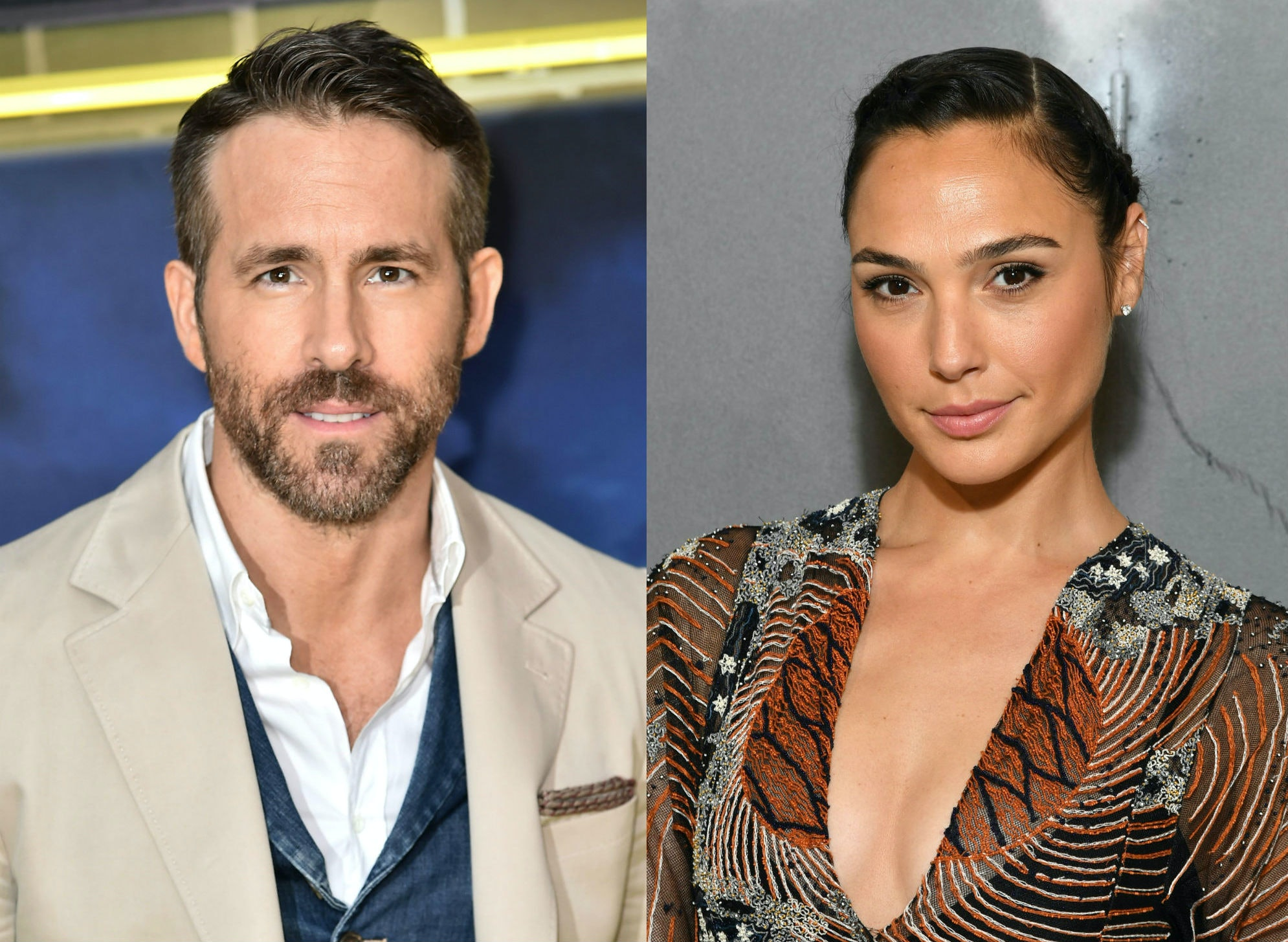 Ryan Reynolds Gal Gadot Are Starring In A Netflix Movie That Sounds Like A Blockbuster In The Making